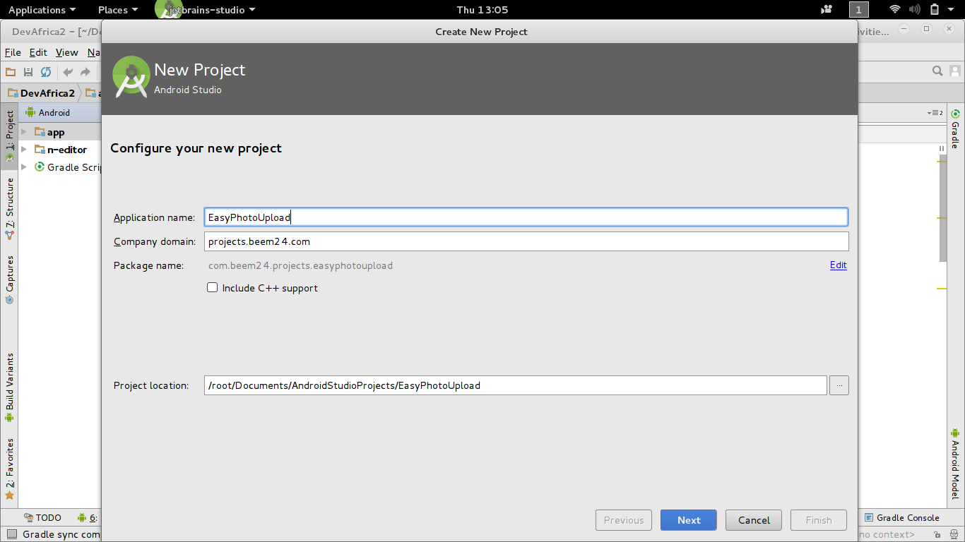 android studio format code line length