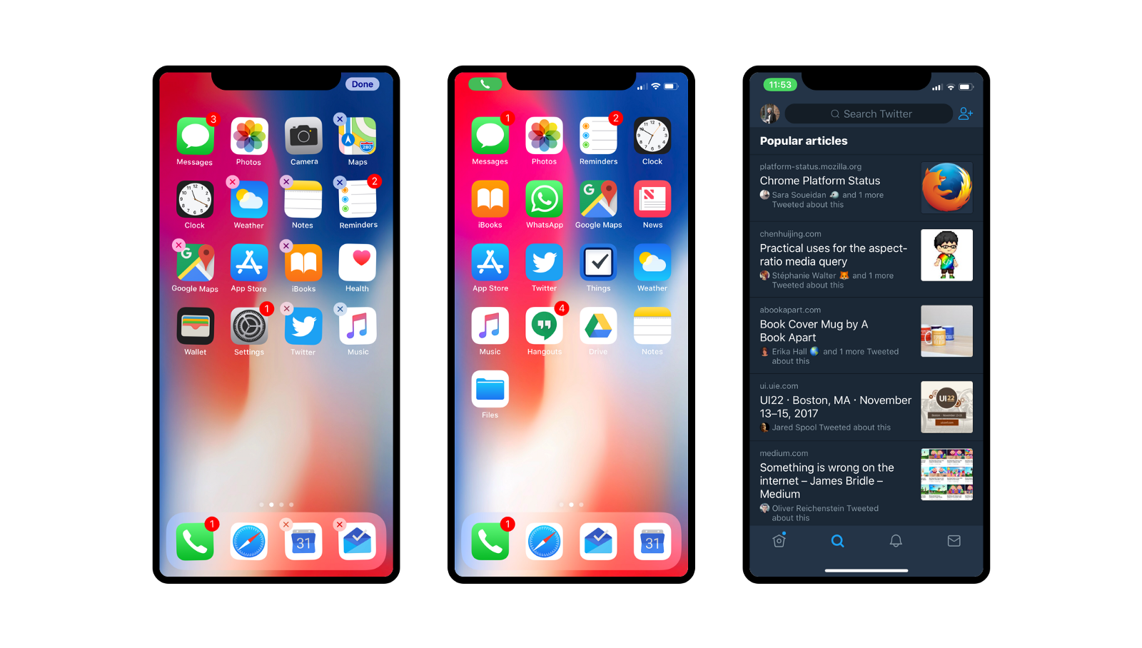 What designers can learn from the iPhone X – UX Collective
