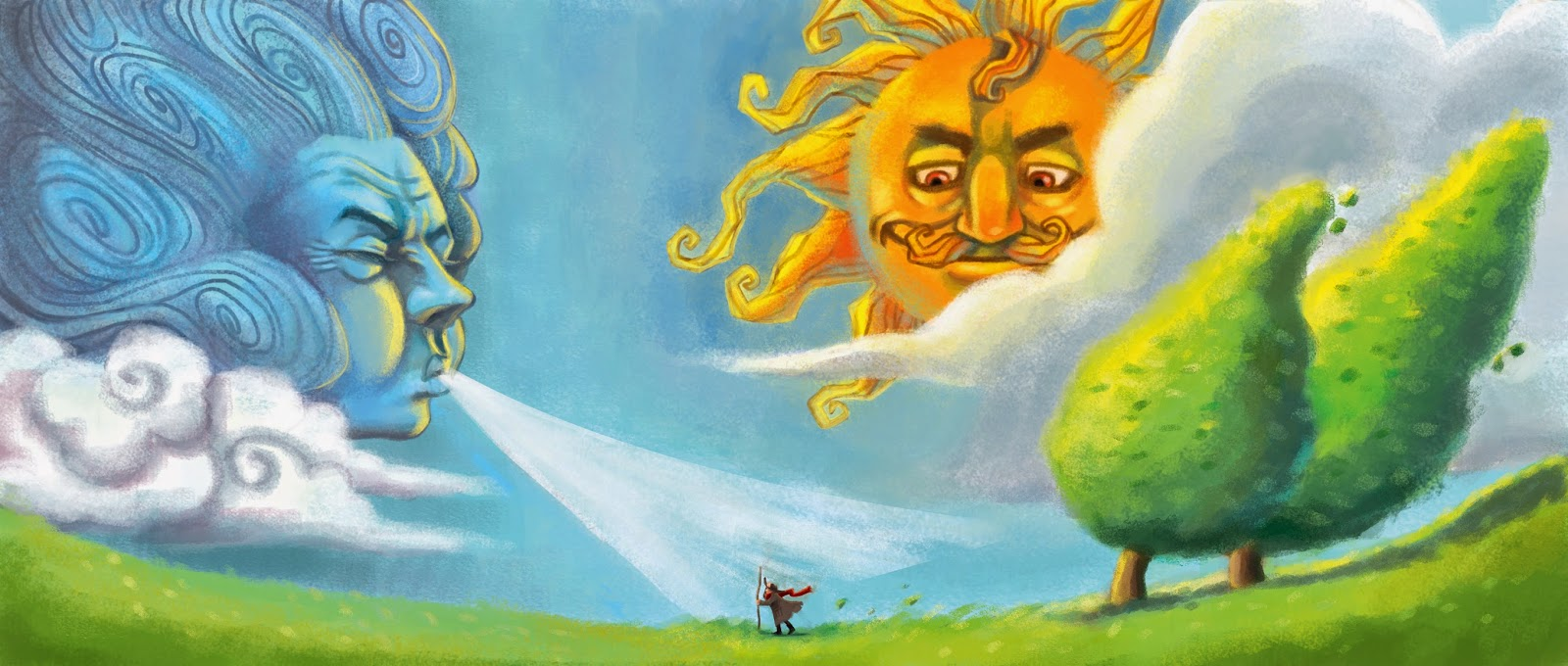 the north wind and the sun pdf