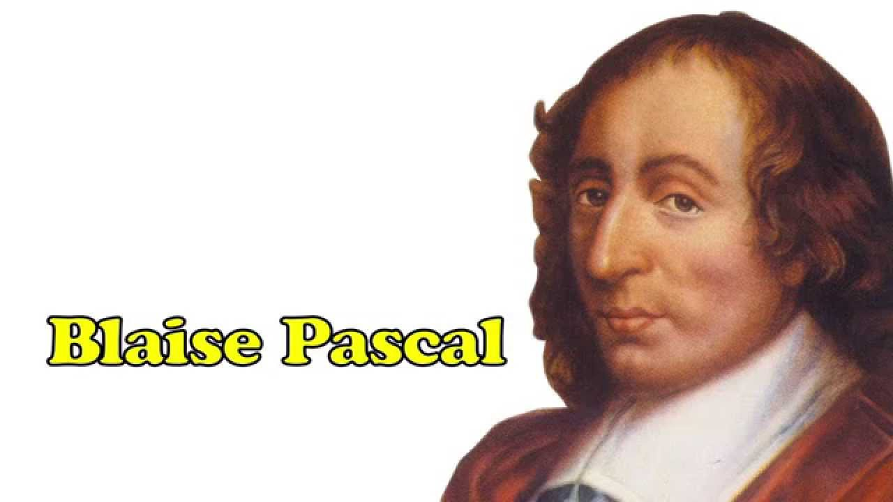 the life and contributions to mathematics of blaise pascal Blaise pascal contributions to mathematics pascal continued to influence mathematics throughout his life blaise pascal at the mathematics genealogy project paris.