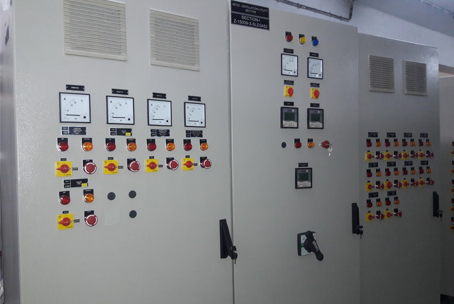 Industrial Automation and Control Panels – cotmac electronics – on control relay wiring, door lock relay wiring, interposing relays phoenix,