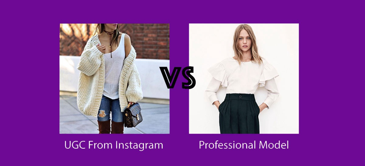 The Battle of Conversion Rates—User Generated Content vs Stock Photos