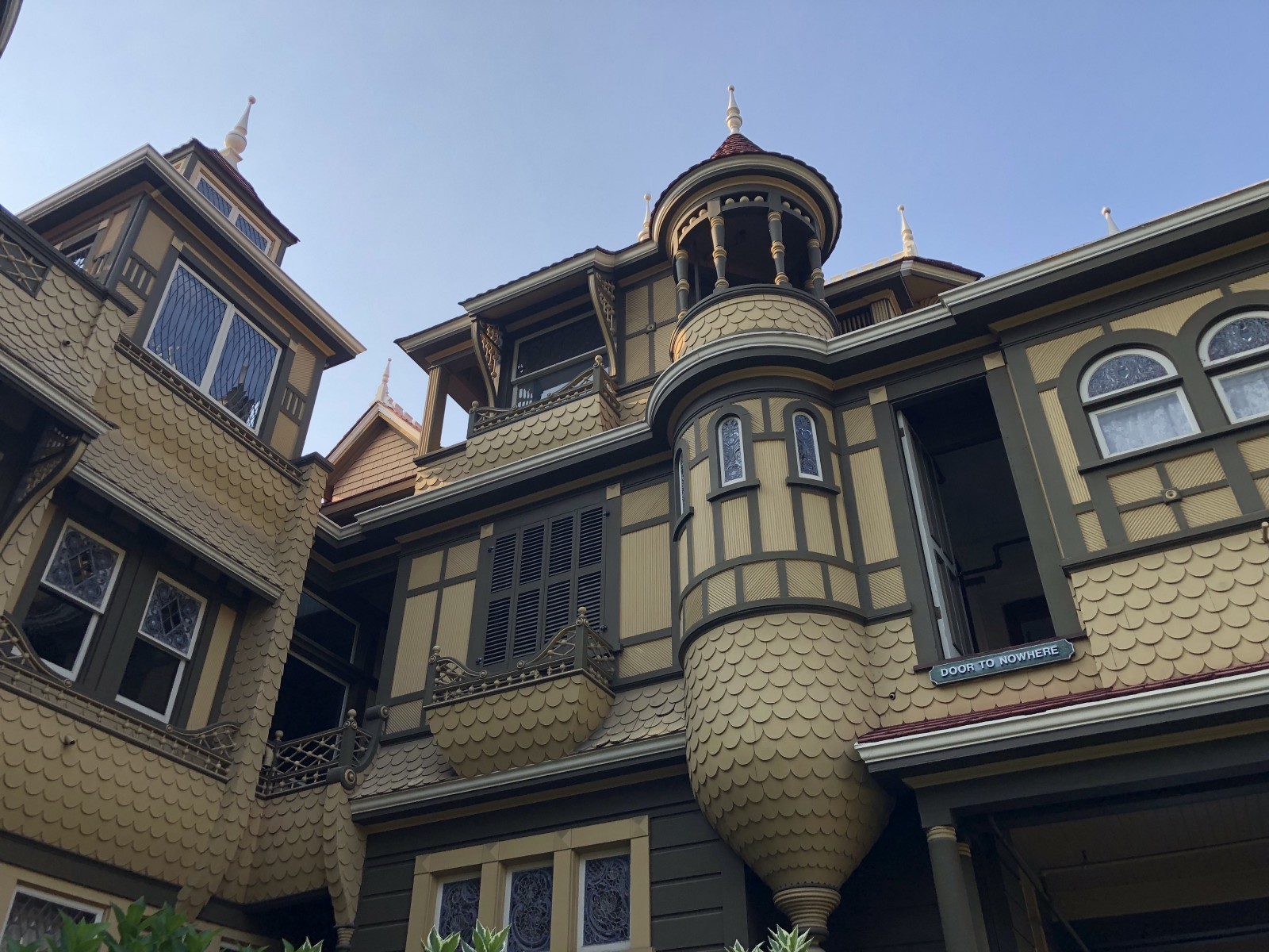 the archetype of the haunted house, winchester mystery house and