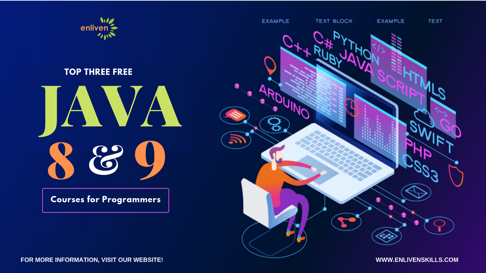 Top three Free Java 8 and 9 Courses for Programmers
