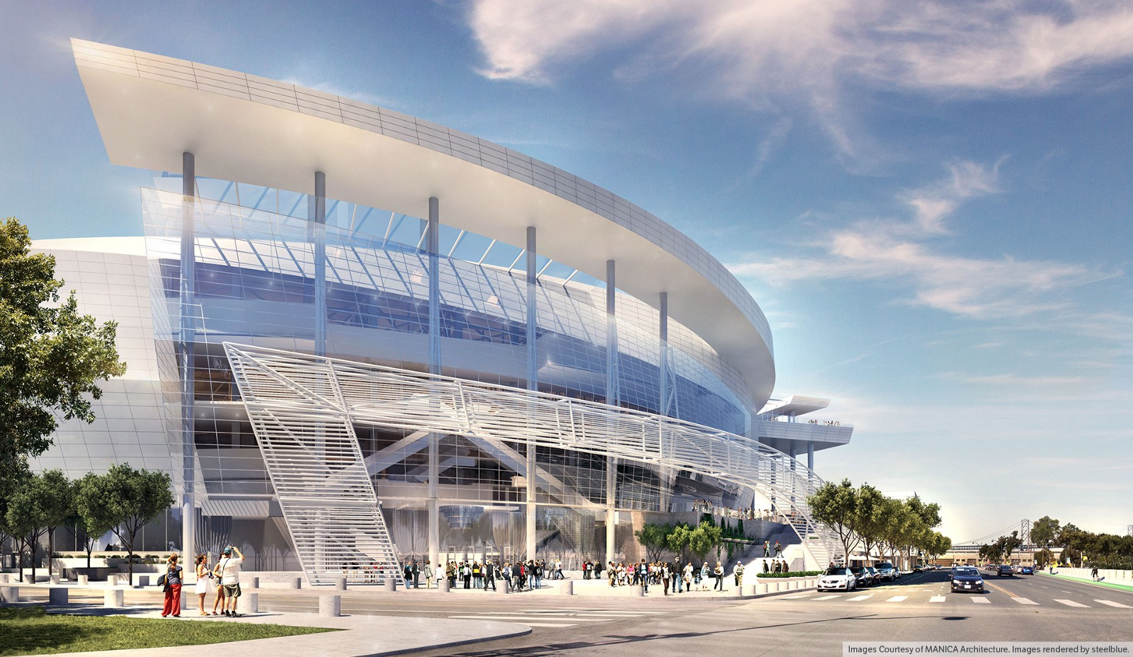 WARRIORS HOPING FOR SAFETY DURING CONSTRUCTION OF NEW ...