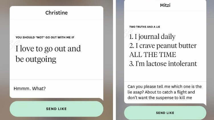 A Review of the Dating App, Hinge - Barstool Sports