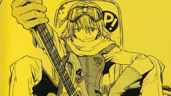 Flcl Progressive Is Not Stupid Enough To Be Cool David Cabrera