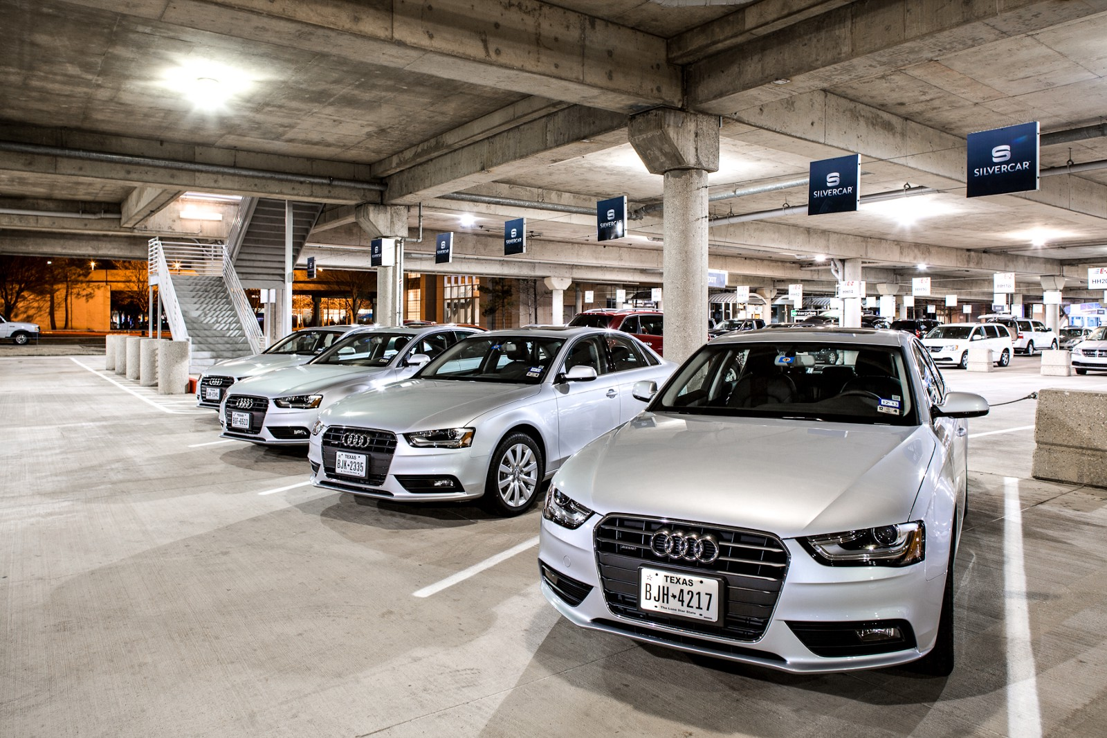 Audi Acquires Silvercar And Other News Mobiag - Audi silver car