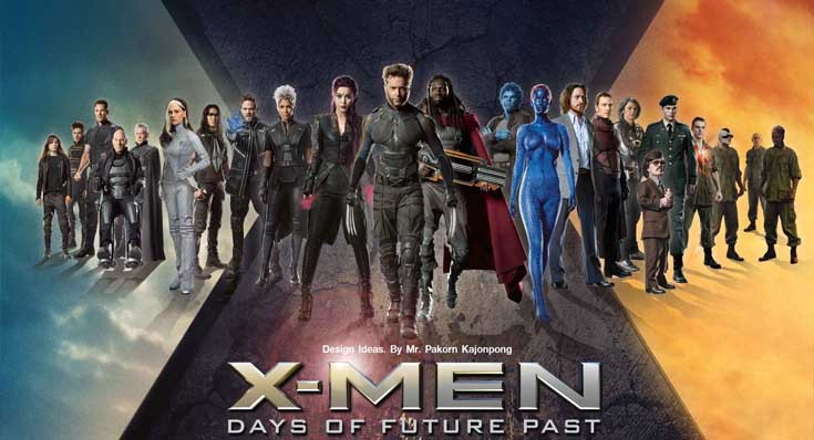 x men days of future past perfect present tense pw lee medium. Black Bedroom Furniture Sets. Home Design Ideas