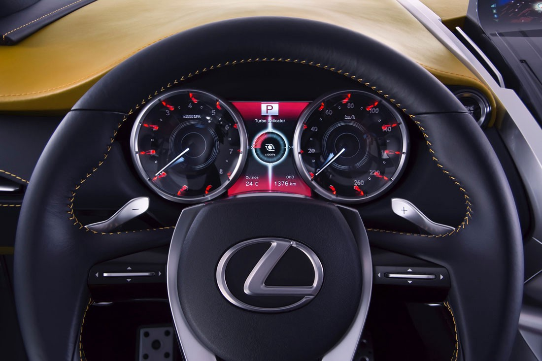 Car Dashboard Ui Collection Denys Nevozhai Medium Lexus Symbols Lf Nx 2014 Concept