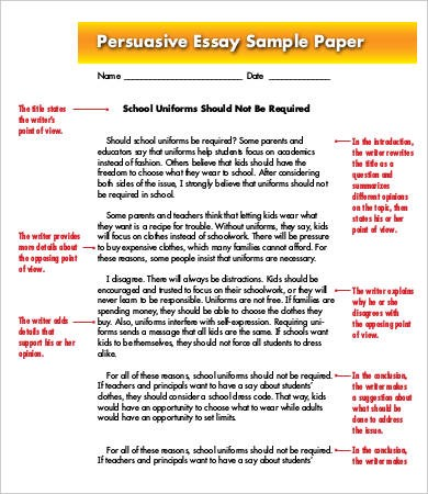 How To Write A Good Persuasive Essay  Paperleafca Httpspaperleafcapersuasiveessay