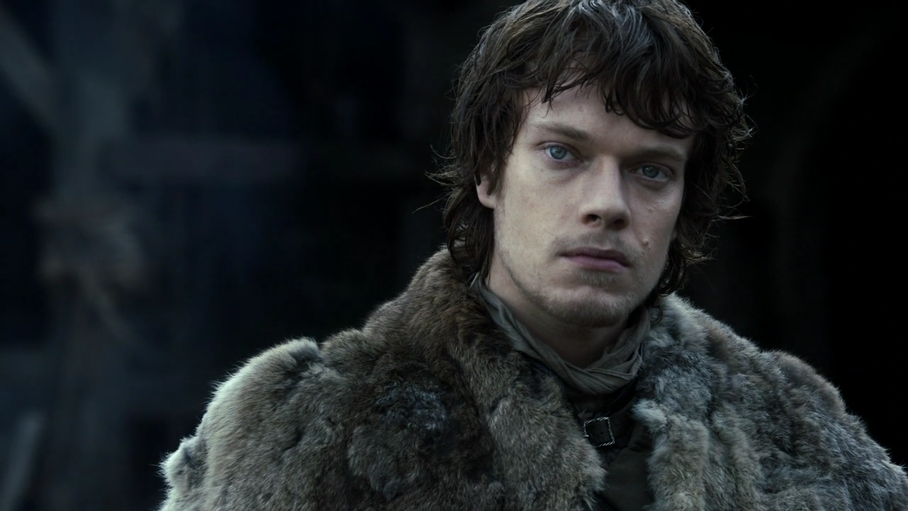 why theon greyjoy jumped and why you might have too