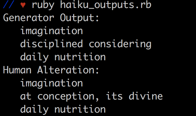 haiku structure examples
