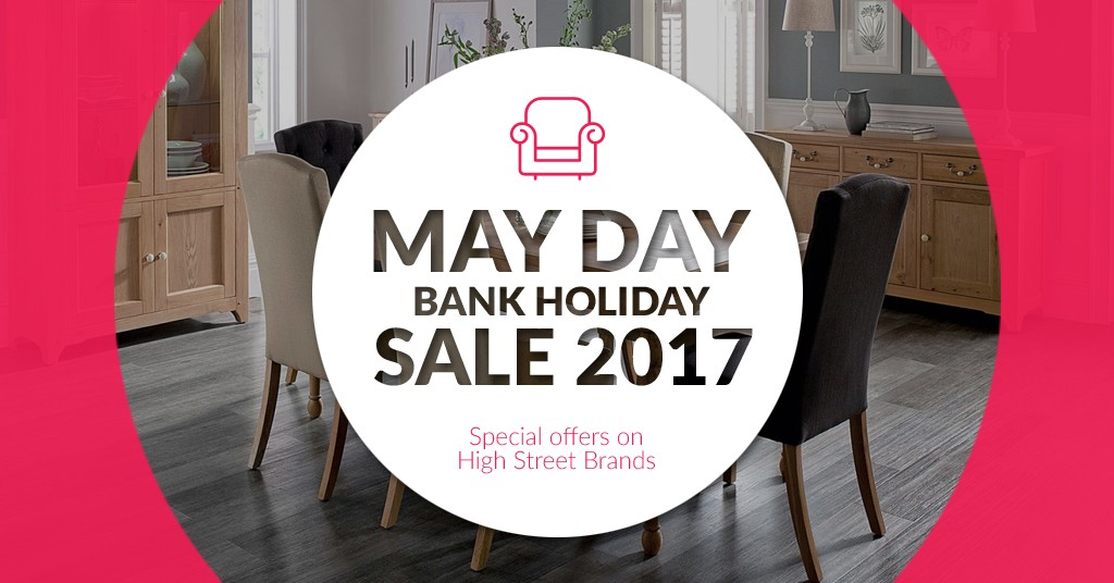 Choice Furniture Superstore Will Start May Day Sale On 28th April 2017 And  End At Midnight On 1st May 2017. CFS UK Is Offering Special Deals On  Sliding ...