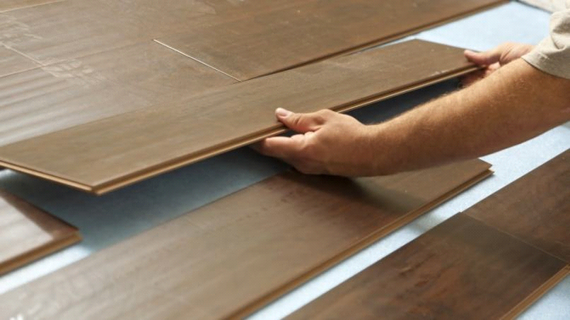 The boards of the laminate flooring are typically designed to interlock. You do not have to use a special glue or adhesive to install it or perhaps to ... & Top 5 Reasons Why Laminate Flooring Is a Great Choice For Your Floor