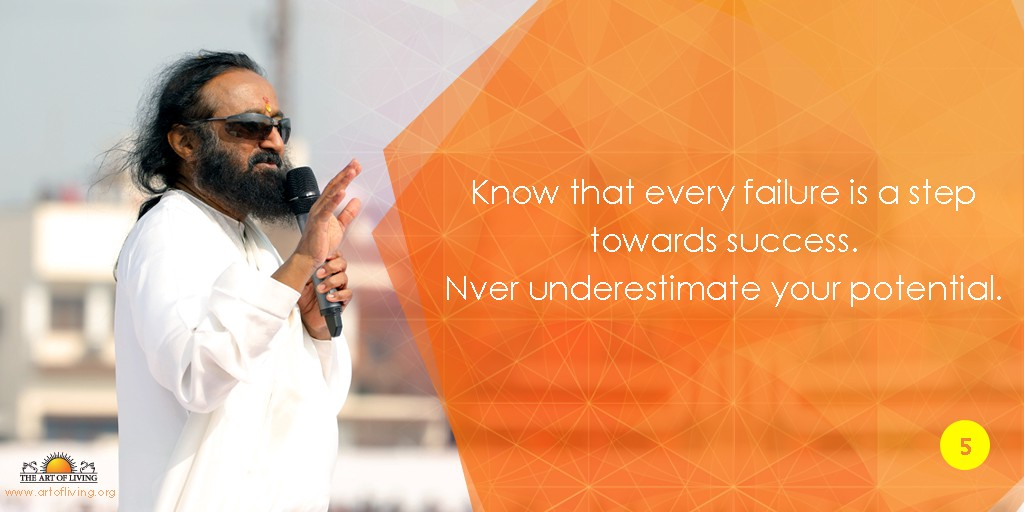 Top 10 Quotes Gurudevs Address To 1 Lakh Youth In Kota