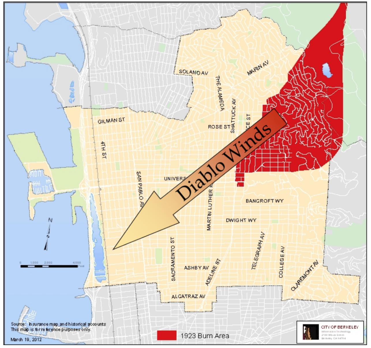 Brief Impact And Risks To Berkeley S Housing Stock From Earthquake