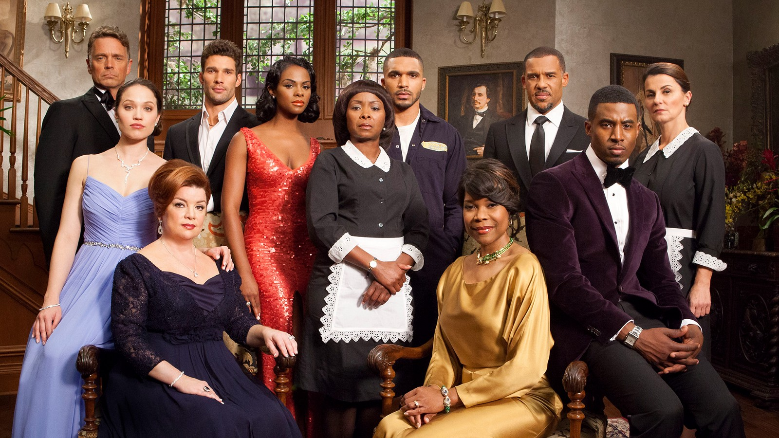 Watch — Tyler Perry\'s The Haves and the Have Nots — Season 5 Episode ...