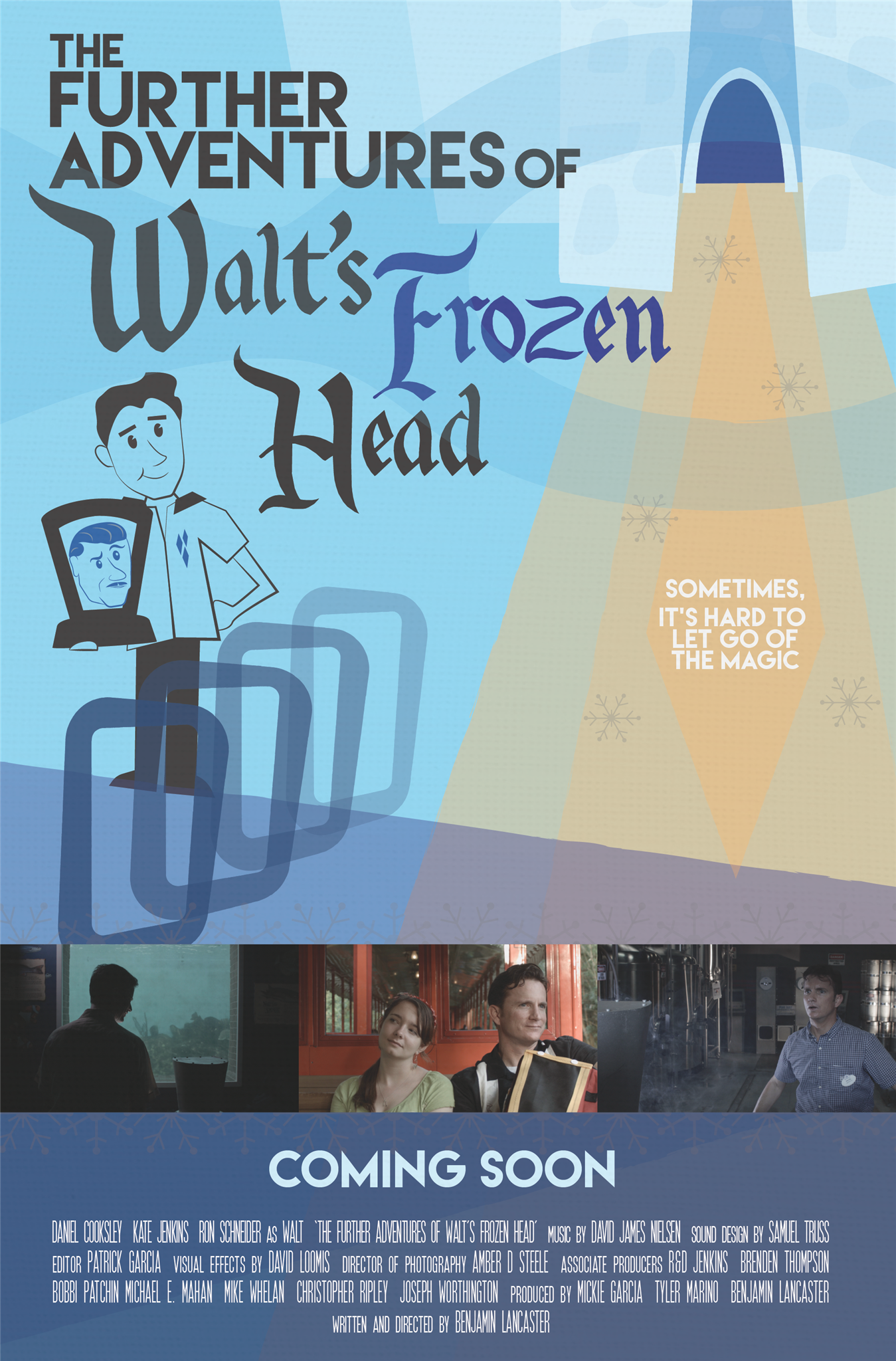 Exclusive interview benjamin lancaster discusses walts frozen a film that was shot on walt disney world property without the permission or knowledge of the walt disney company publicscrutiny Image collections