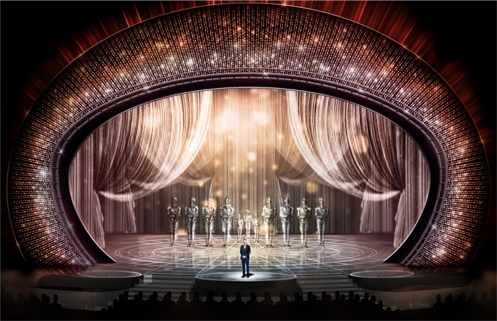 What It Feels Like To Design The Oscar Stage – ART & SCIENCE – Medium