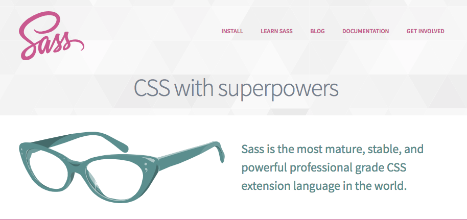 031a5fd590 Reference  Sass official website. Sass is one of the most widely used CSS  Preprocessors.