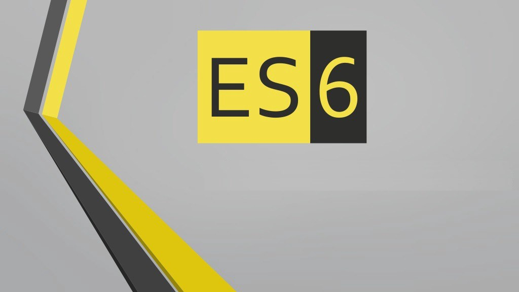 JavaScript—Just another introduction to ES6