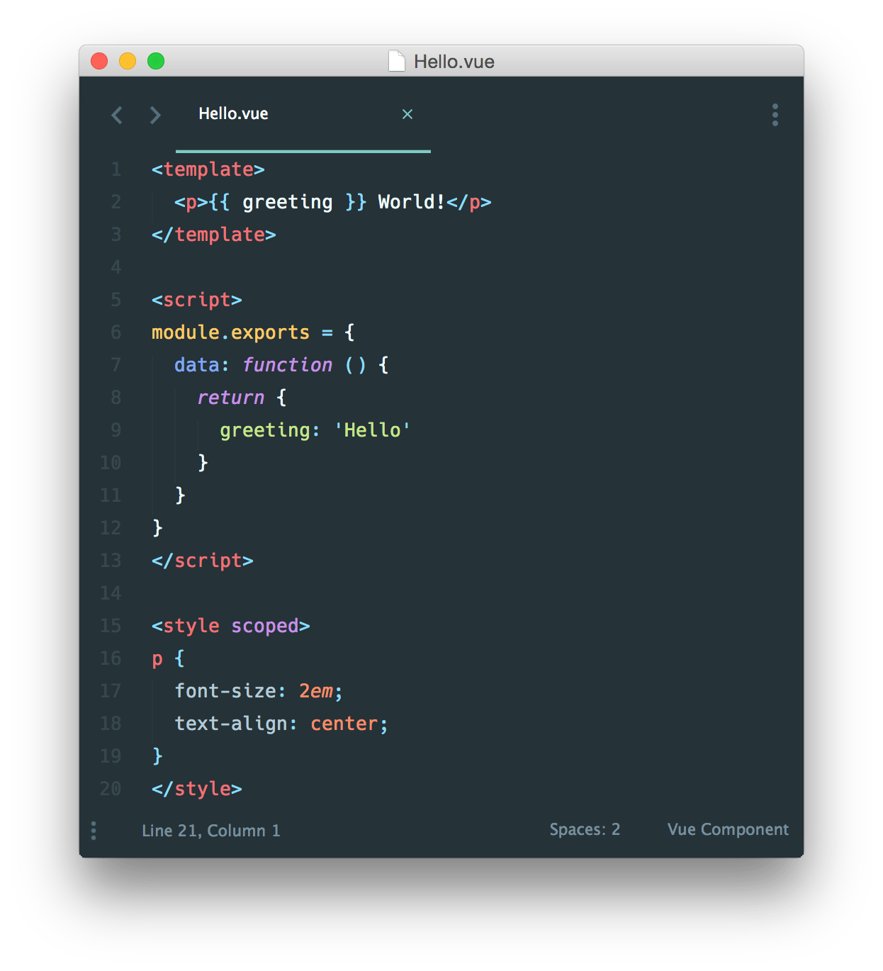 10 reasons to use Nuxt.js for your next web application
