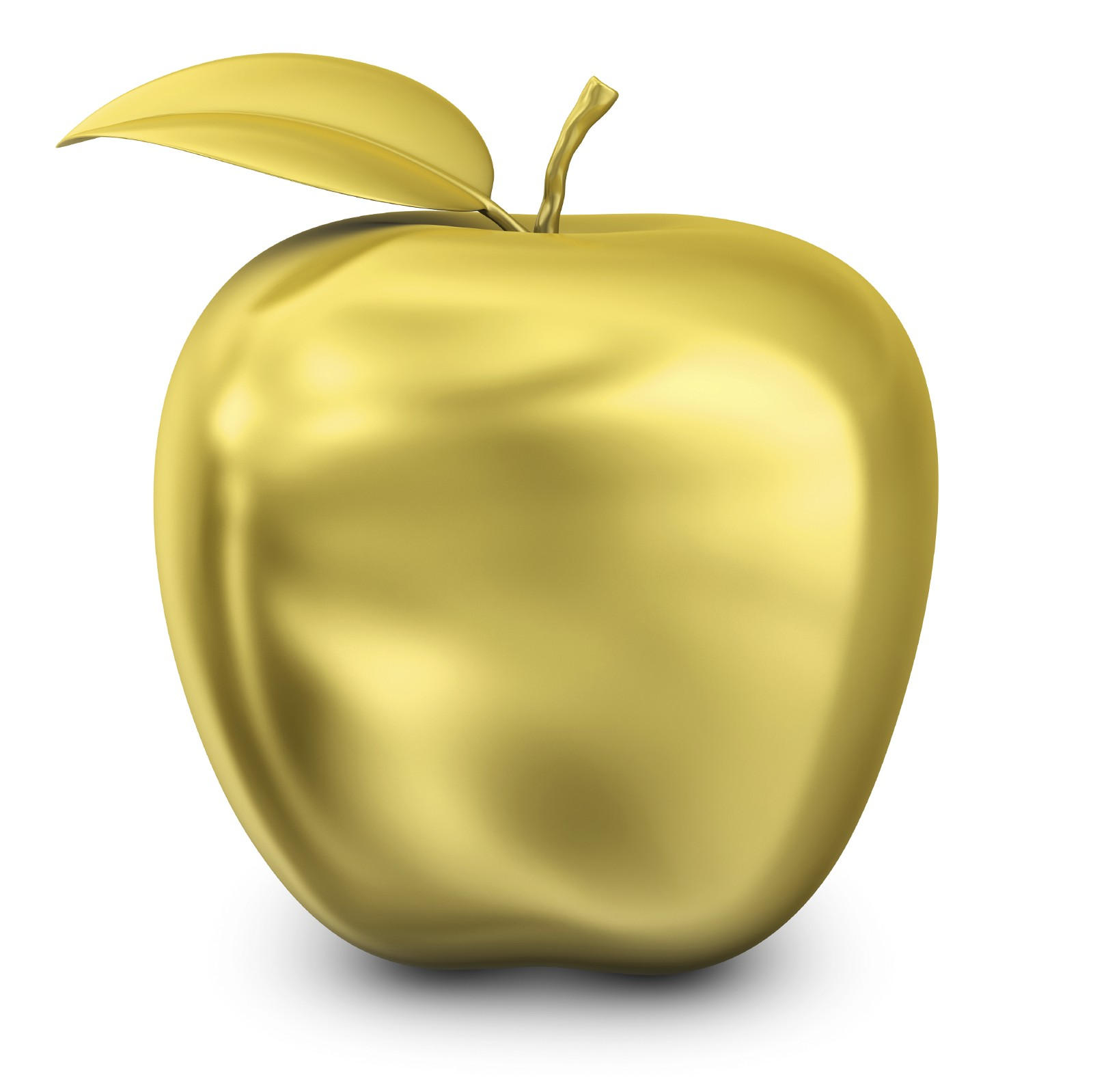 Satire Apple To Donate Recycled Gold To Victims Of