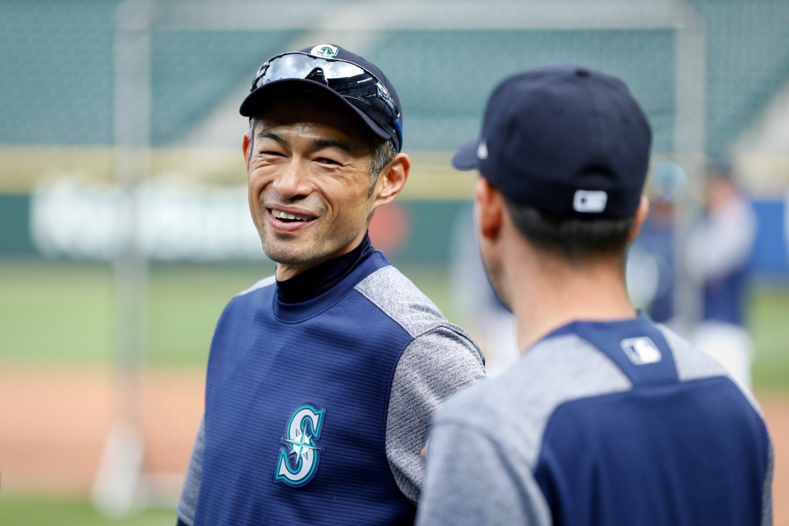 Ichiro is transitioning into a front office role with the Mariners