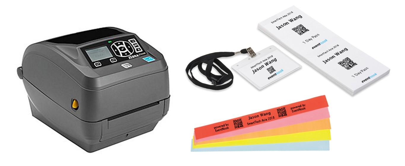 Choosing The Right Name Badge Printer For Your Event - Name badge printer