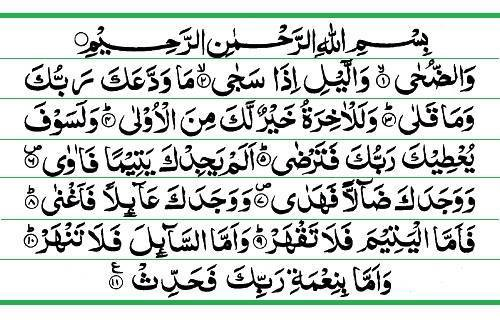 Surah Ad-Duha & Struggling with Low Mood & Depression