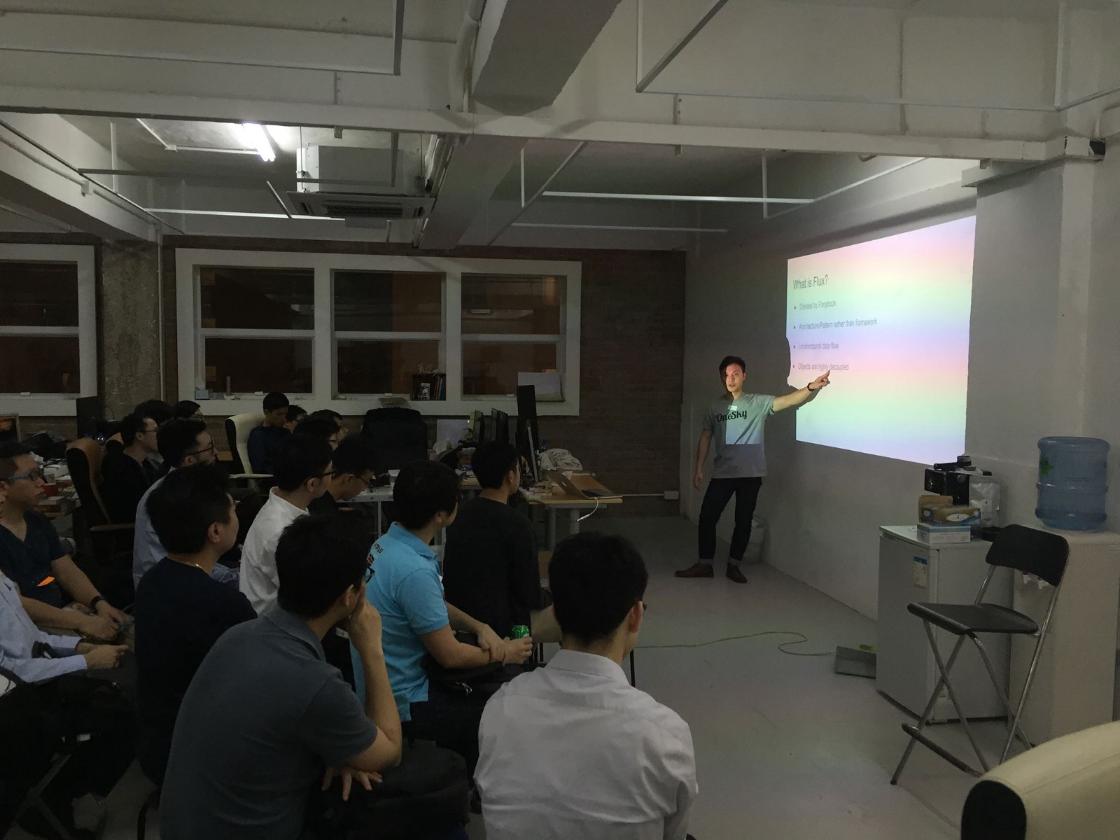 Redux, with Angularjs — Javascript@HK Meetup – Translate