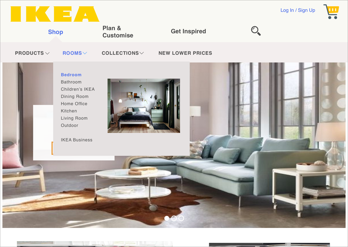 I Love You Ikea But Why Is Your Website So Ux Collective