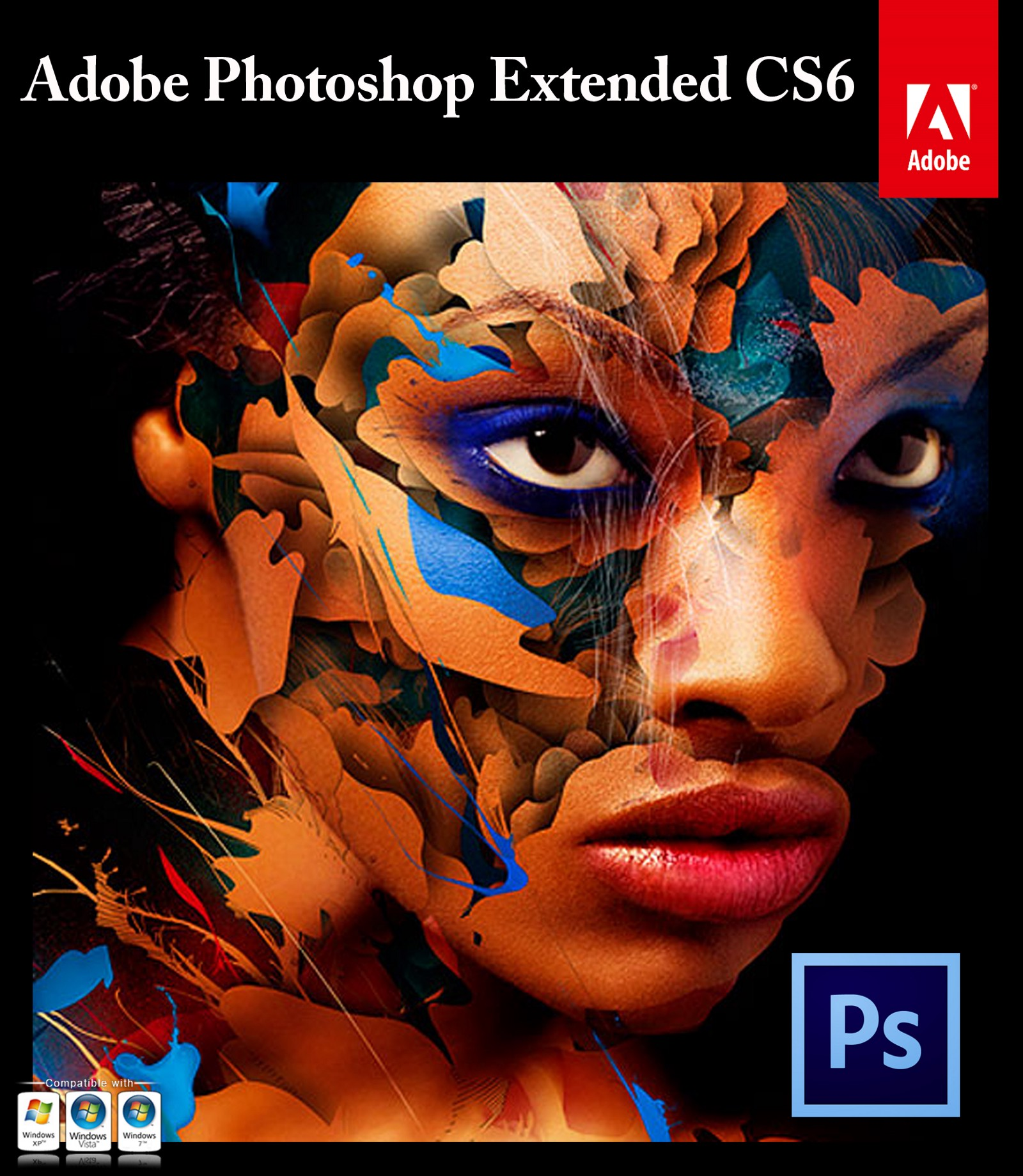 photoshop cs6 free download full version with serial key