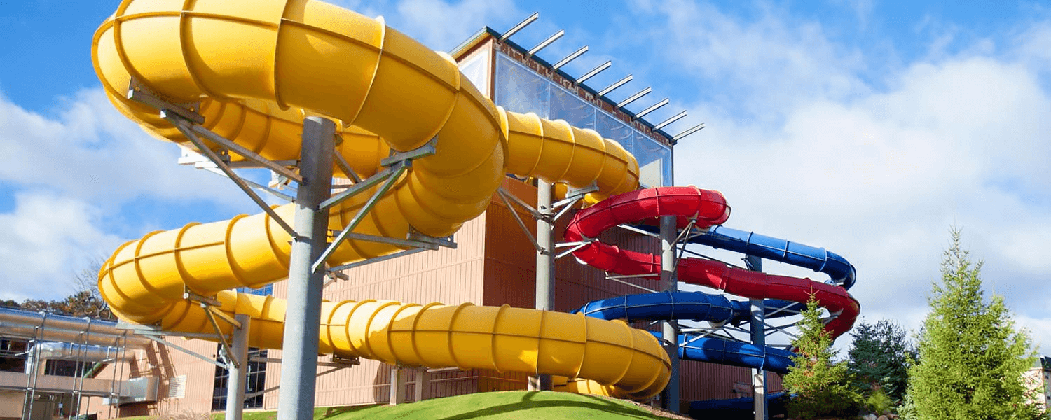split rock h2oooohh! — a family-friendly indoor water park in
