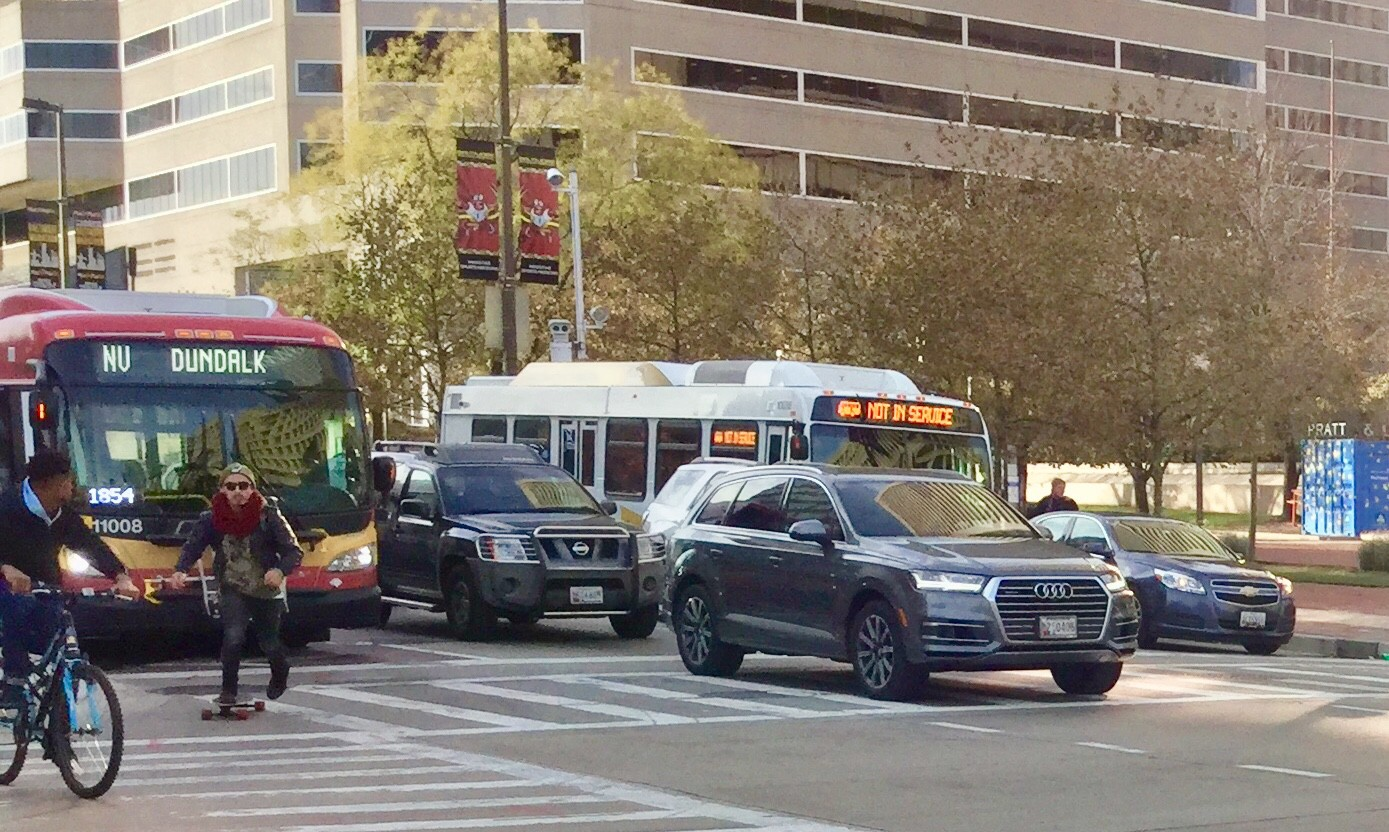a few takeaways from the mta's baltimorelink report to the maryland