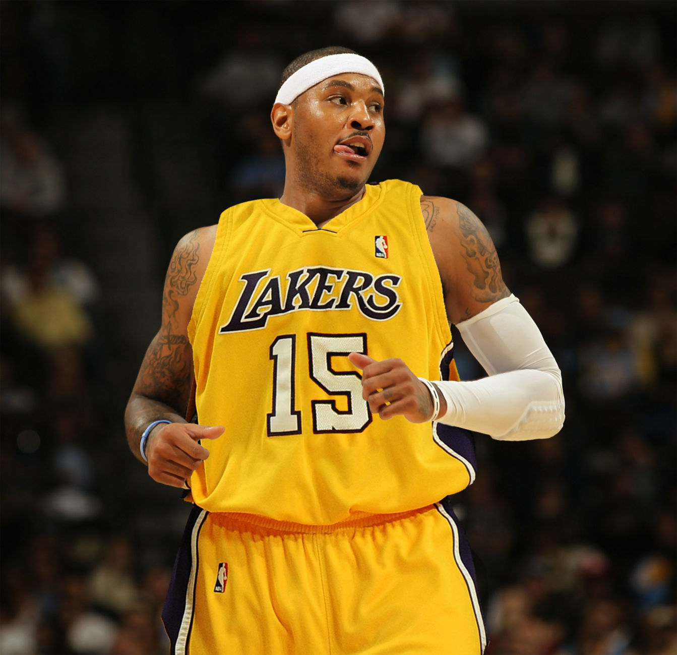 'Melo And LeBron To The Lakers? – The Cauldron
