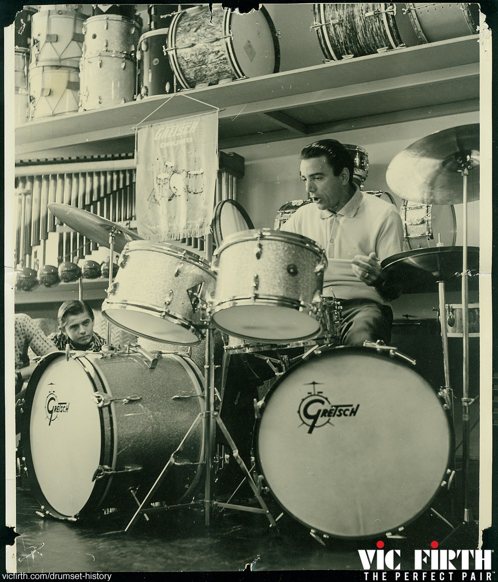 1946 Making The Case For Double Bass Drums Cascio Music Medium