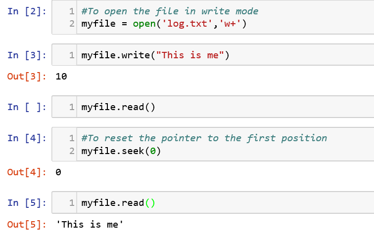 how to read first line of a file in python