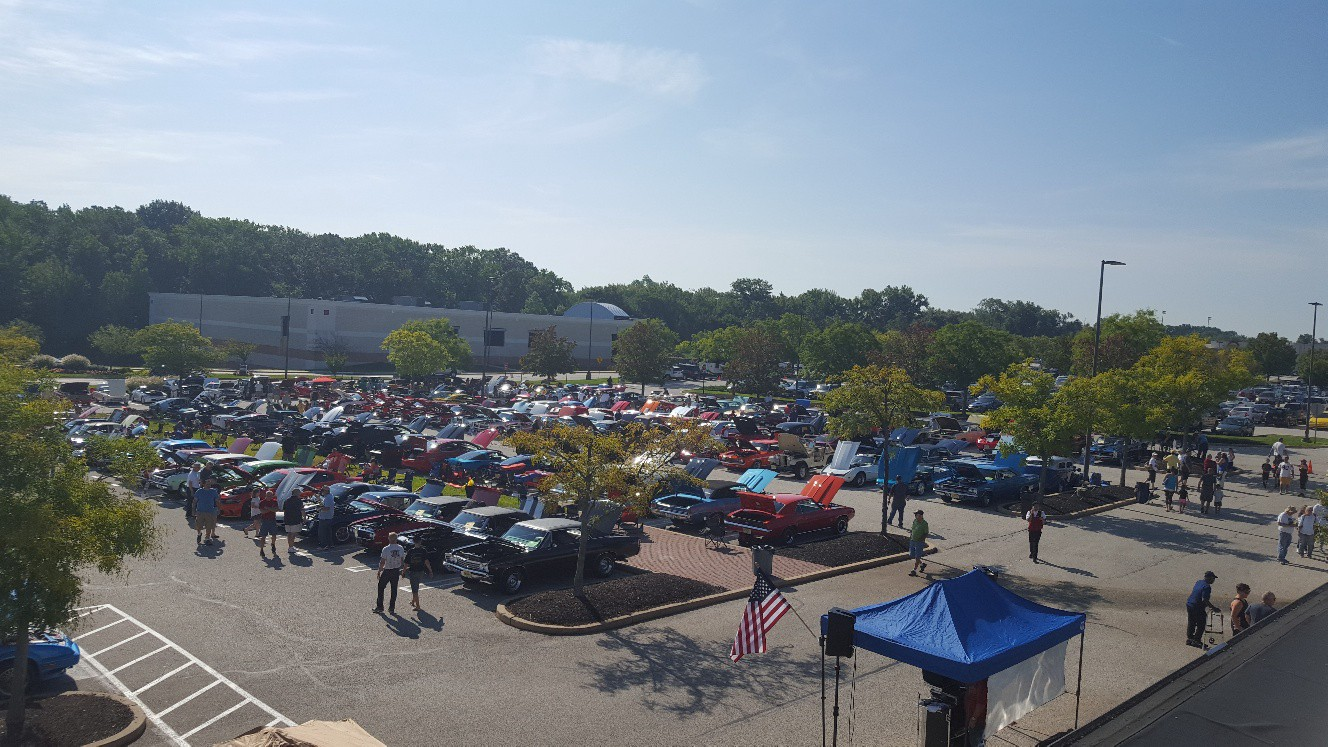 Silver Diner Hosting Labor Day Car Show On Monday