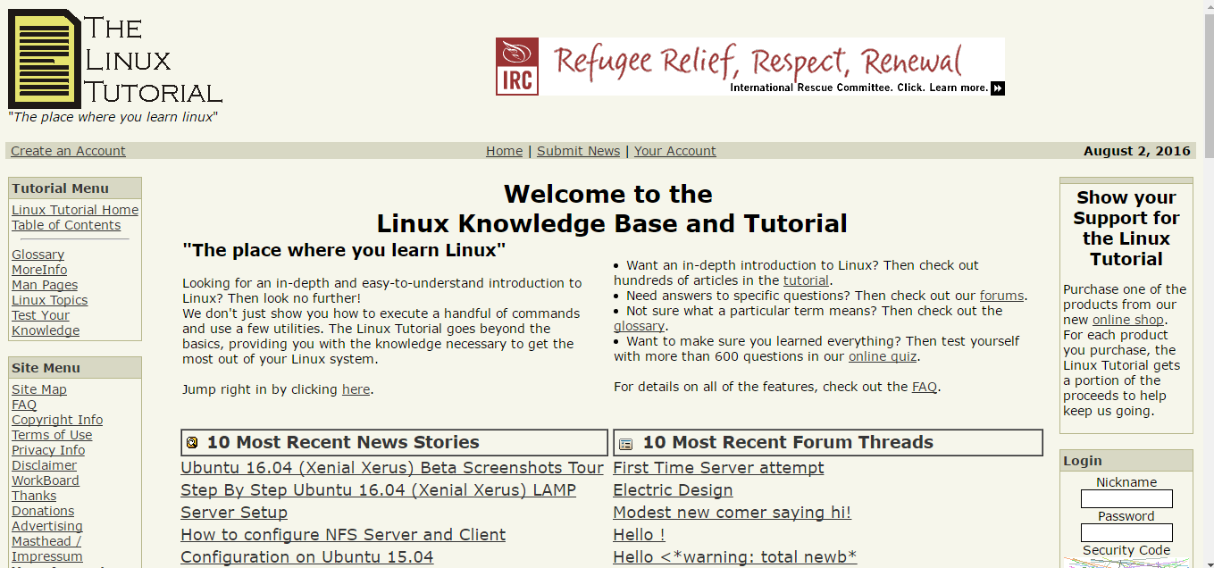12 resources to learn linux eduonix learning solution medium if you are the kind of person who likes to dig deep for information and get into background of the system well then this is the perfect linux course for baditri Images