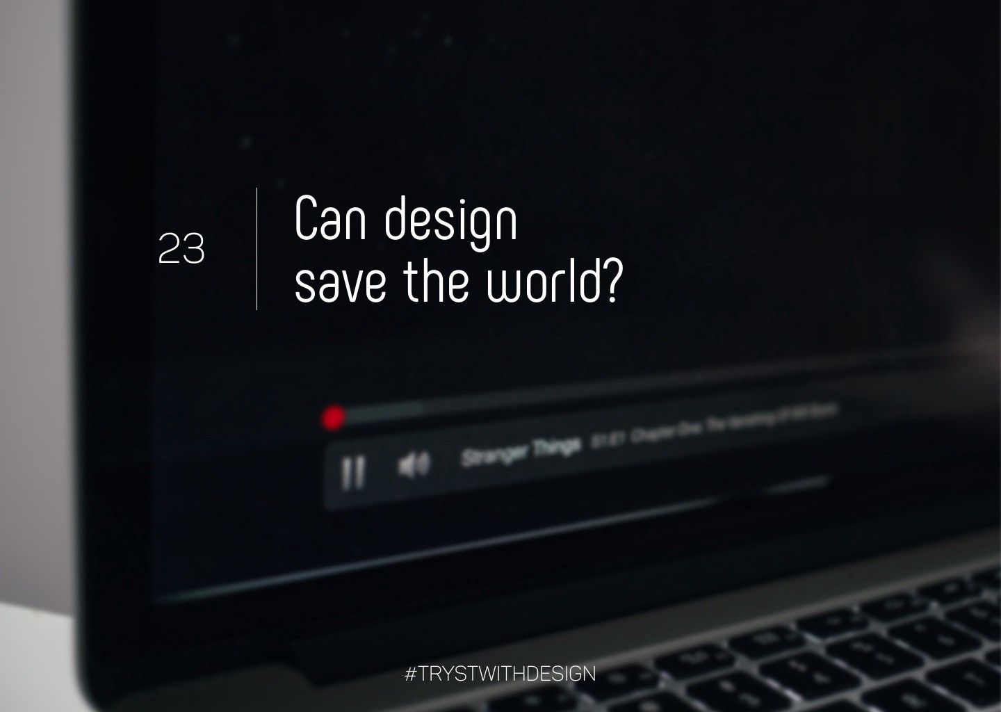 Can Design Save The World Prototypr