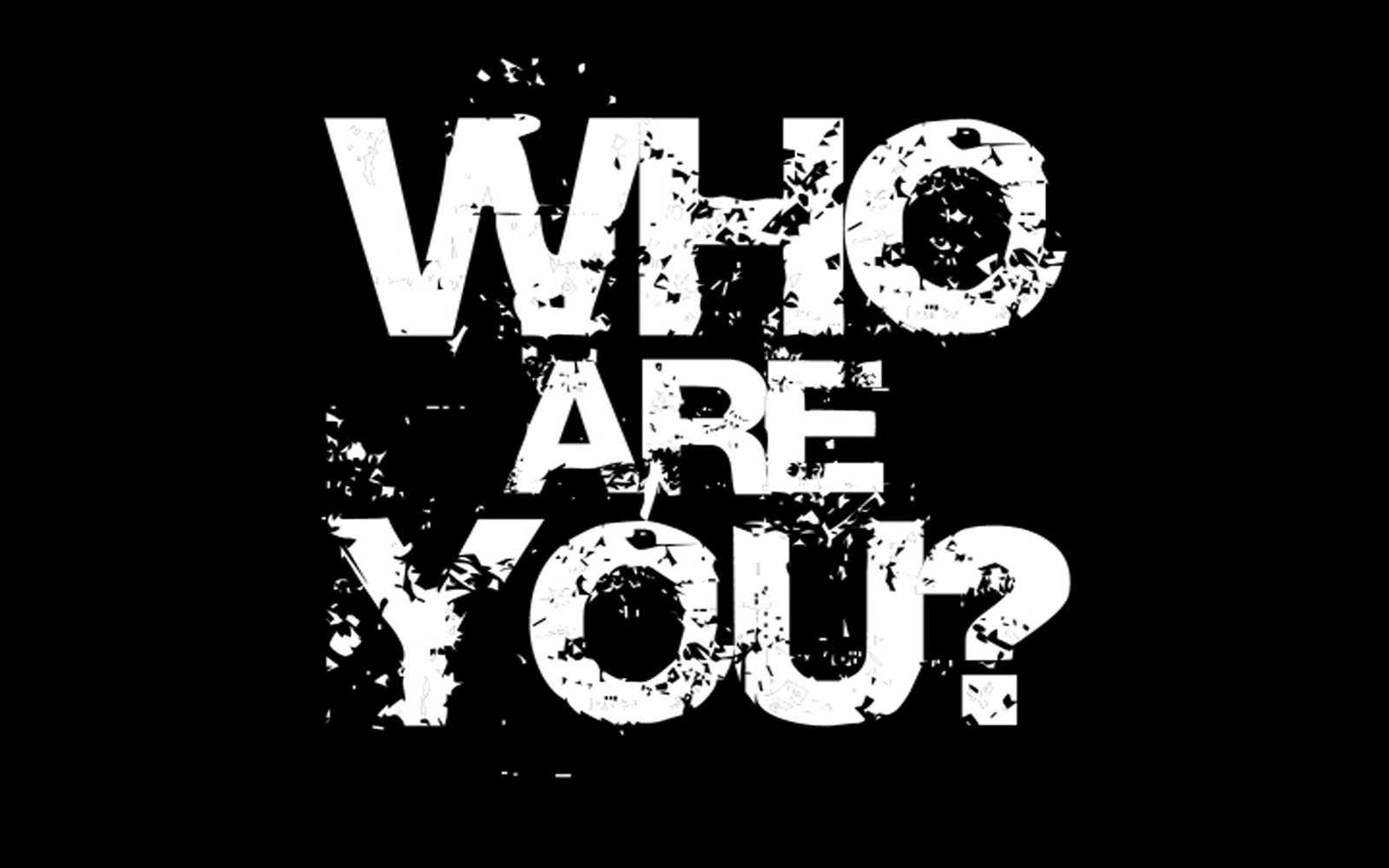 #EveryoneMatters—Who Are You?