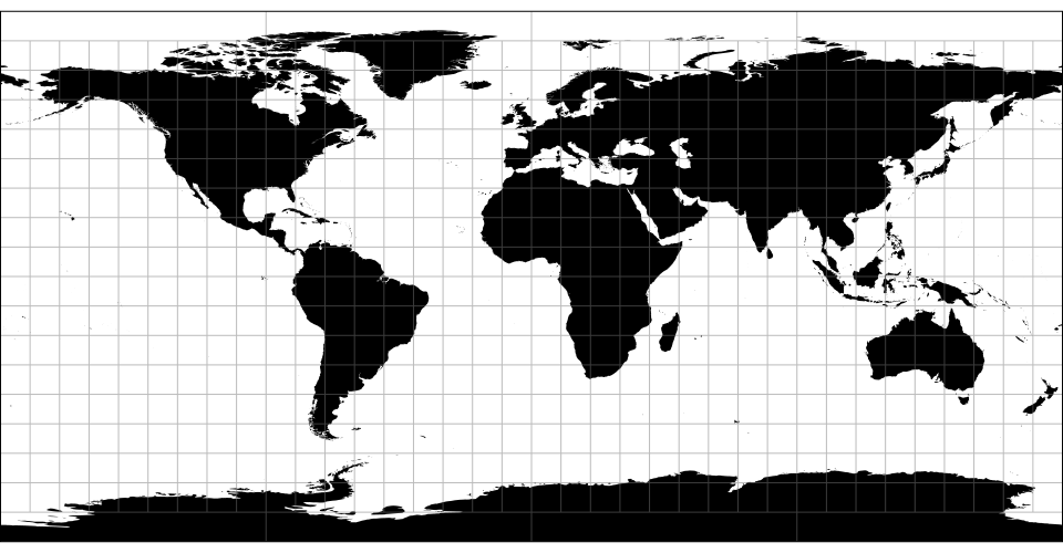 Making a map using d3js andy barefoot medium the equi rectangular projection gumiabroncs Image collections