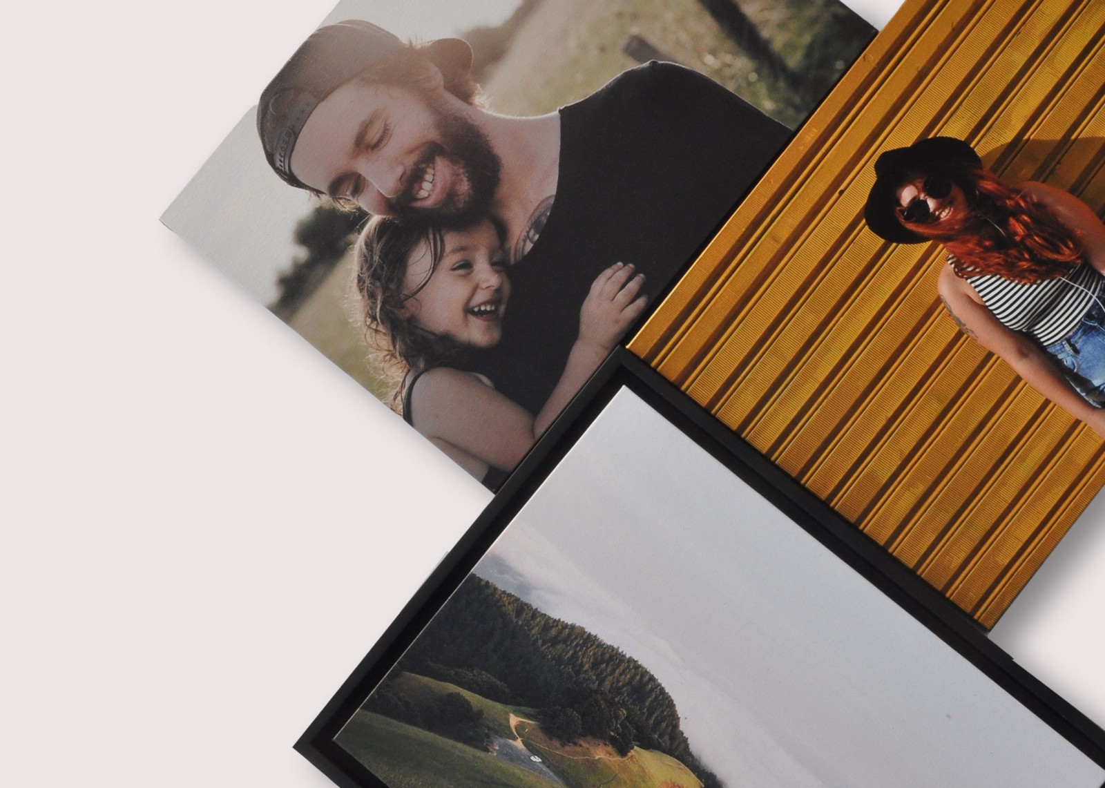 how to select personal or family photo for your first canvas print frame