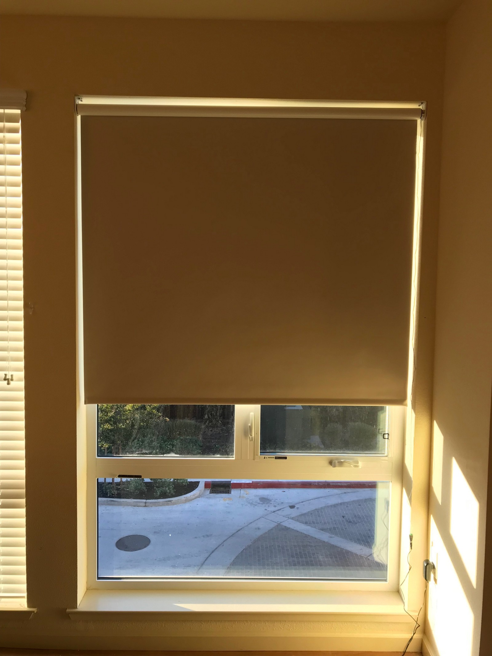 hook up blinds
