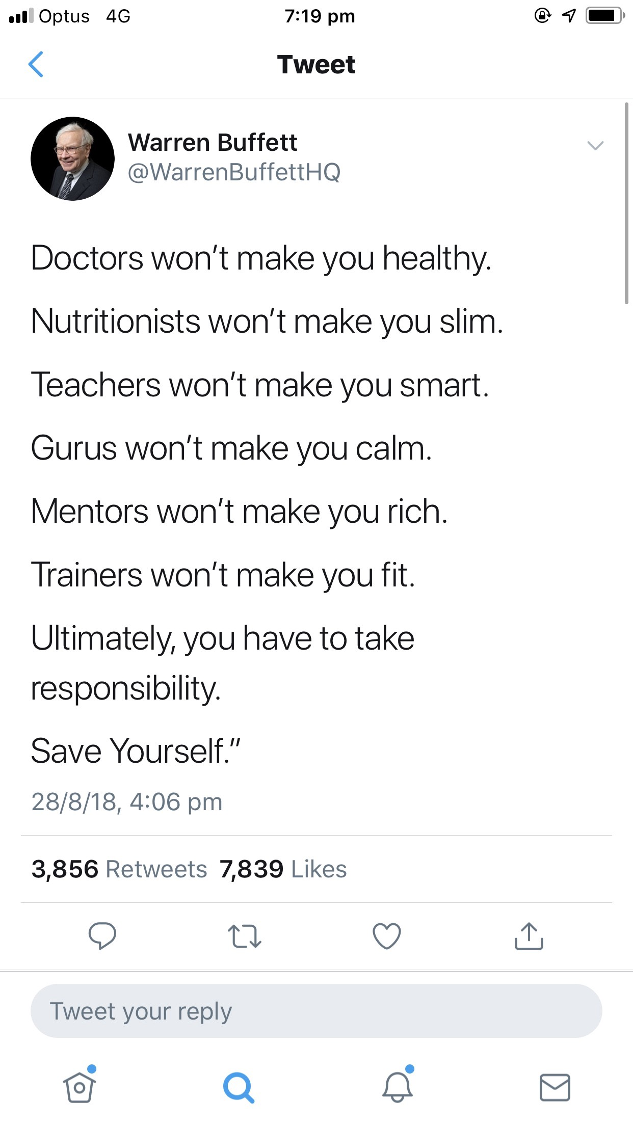why doctors dont make you healthy