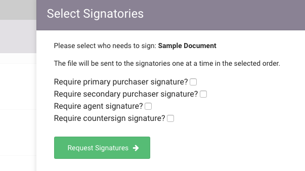 how to get a docusign template to recognise the documents
