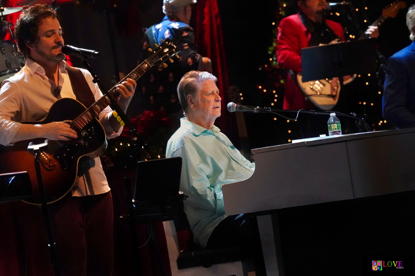 """check out 04980 728e6 Al Jardine takes the spotlight singing lead on """"Winter Symphony"""" — a number  from a 1998 Christmas compilation album entitled The Beach Boys  Ultimate  ..."""