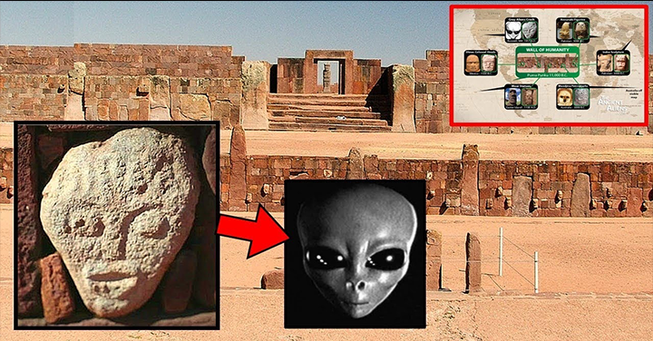 """Ancient Aliens Found in """"The Wall Of Humanity""""—PumaPunku"""
